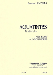 Aquatintes by Bernard Andres