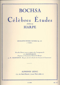 Celebres Etudes (Fourty Studies, Book 1)