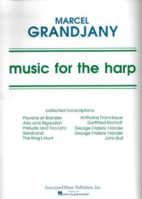 Music for the Harp by Marcel Grandjany