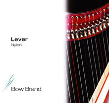Bow Brand Lever Nylon- 2nd Octave Skeletal Set- E,C,A,F