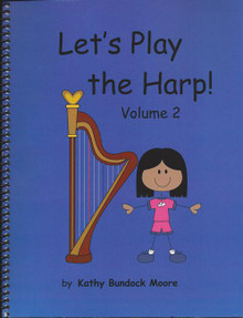 Let's Play the Harp! - Volume 2
