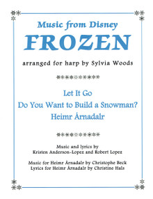 Music from Disney Frozen by Sylvia Woods