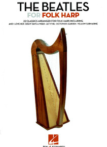 The Beatles for Folk Harp by Maeve Gilchrist