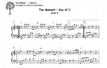 The Moment by Kenny G / Angi Bemiss
