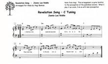 Revelation Song by Jennie Lee Riddle / Angi Bemiss