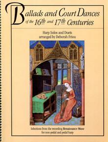 Ballads & Court Dances by Deborah Friou