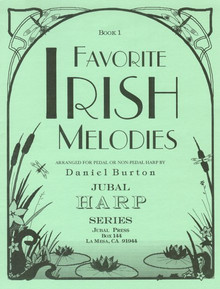 Favorite Irish Melodies Book1 by Daniel Burton