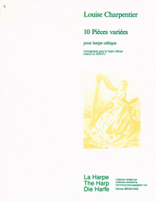 10 Pieces Variees by Louise Charpentier