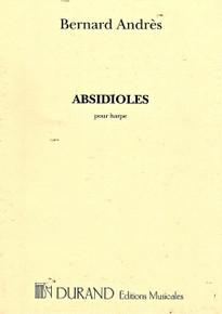 Absidioles by Bernard Andres