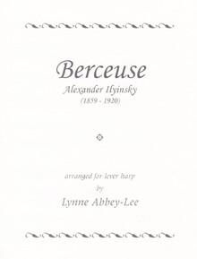 Berceuse (Lever Harp Solo) by Lynne Abbey-Lee