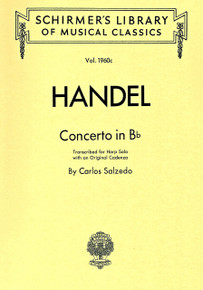 Concerto in Bb by Handel / Salzedo