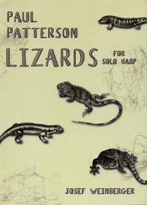 Lizards by Paul Patterson
