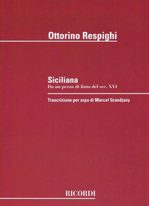 Siciliana by Respighi