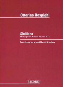 Siciliana by Respighi