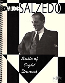 Suite of Eight Dances by Salzedo