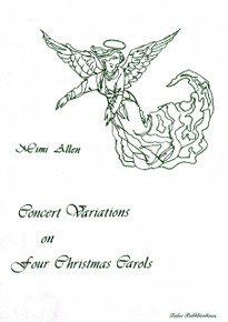 Concert Variations on Four Christmas Carols by Mimi Allen