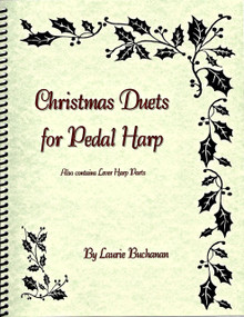 Christmas Duets for Pedal Harp