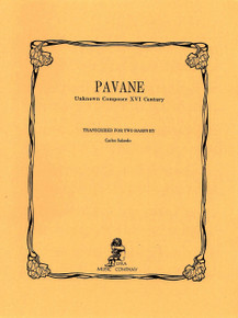 Pavane for multiple harps arr. by Salzedo