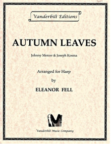 Autumn Leaves arranged by Eleanor Fell