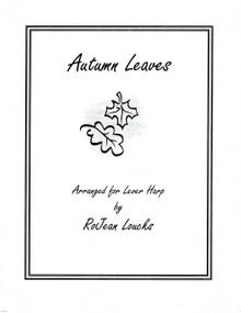 Autumn Leaves arranged by RoJean Loucks