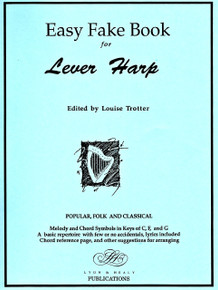 Easy Fake Book for Lever Harp