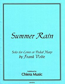 Summer Rain by Frank Voltz