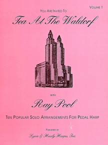Tea at the Waldorf, v.1 by Ray Pool