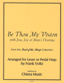 Be Thou My Vision / Jesu, Joy of Man's Desiring by Frank Voltz