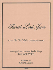 Fairest Lord Jesus by Frank Voltz