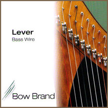 Bow Brand Lever Wire - 6th Octave D