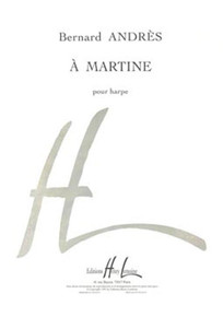 A Martine by Bernard Andres