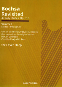 Bochsa Revisited Volume 1 for Lever Harp