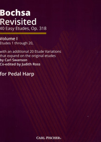 Bochsa Revisited Volume 1 for Pedal Harp