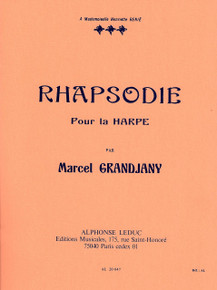 Rhapsodie by Grandjany