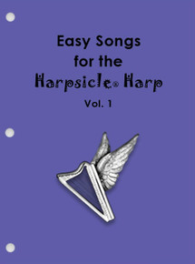 Easy Songs for the Harpsicle Harp