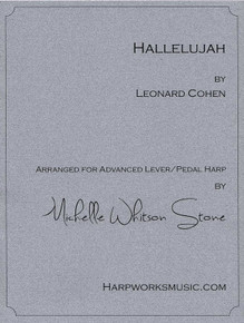Hallelujah- Advanced version by Leonard Cohen / Michelle Whitson Stone