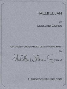 Hallelujah- Advanced version by Leonard Cohen / Michelle Whitson Stone