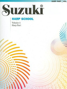 Suzuki Harp School Volume 4