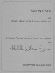 Moon River by Mancini / Mercer / Michelle Whitson Stone