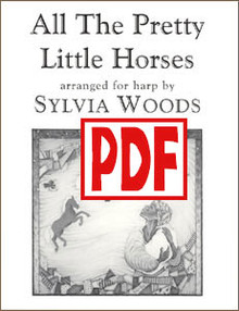 PDF All the Pretty Little Horses by Sylvia Woods