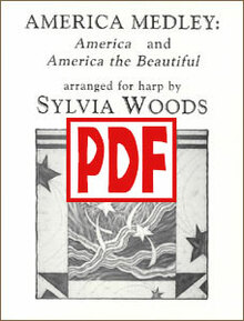 "PDF American Medley: ""America"" and ""America the Beautiful"" by Sylvia Woods"