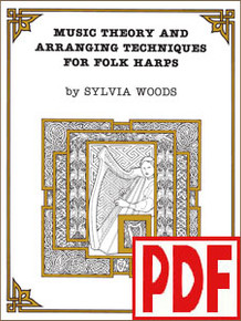 PDF Music Theory and Arranging Techniques for Folk Harp by Sylvia Woods