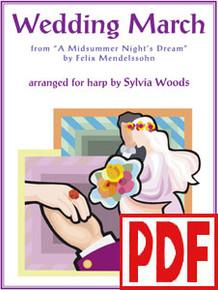 PDF Wedding March by Sylvia Woods