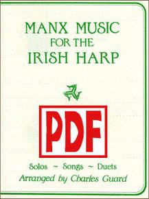PDF Manx Music for Irish Harp by Charles Guard