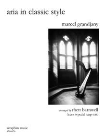 Aria in Classic Style, by Grandjany/Barnwell