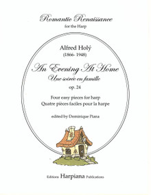 An Evening At Home by Alfred Holy