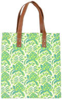 Pineapple flat tote - FINAL SALE