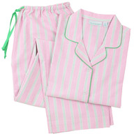 Palmer long sleeve pajamas