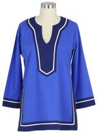 Seabury Cobalt/Navy tunic