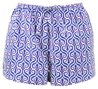 women's sleep shorts in all cotton